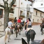 rutas en caballo,matarraña,cretas,beceite,valderrobres