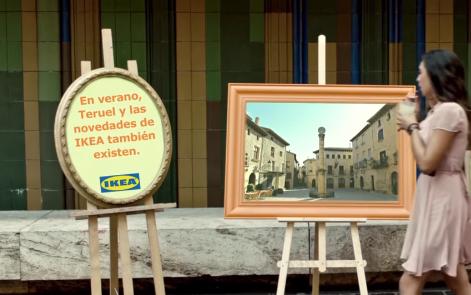 ANUNCIO DE IKEA